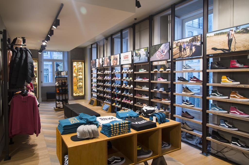 Vans: a nova loja em Lisboa é uma das maiores da marca U FIT