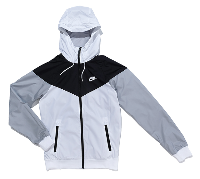 Corta vento, Nike €59 (PVP €85)