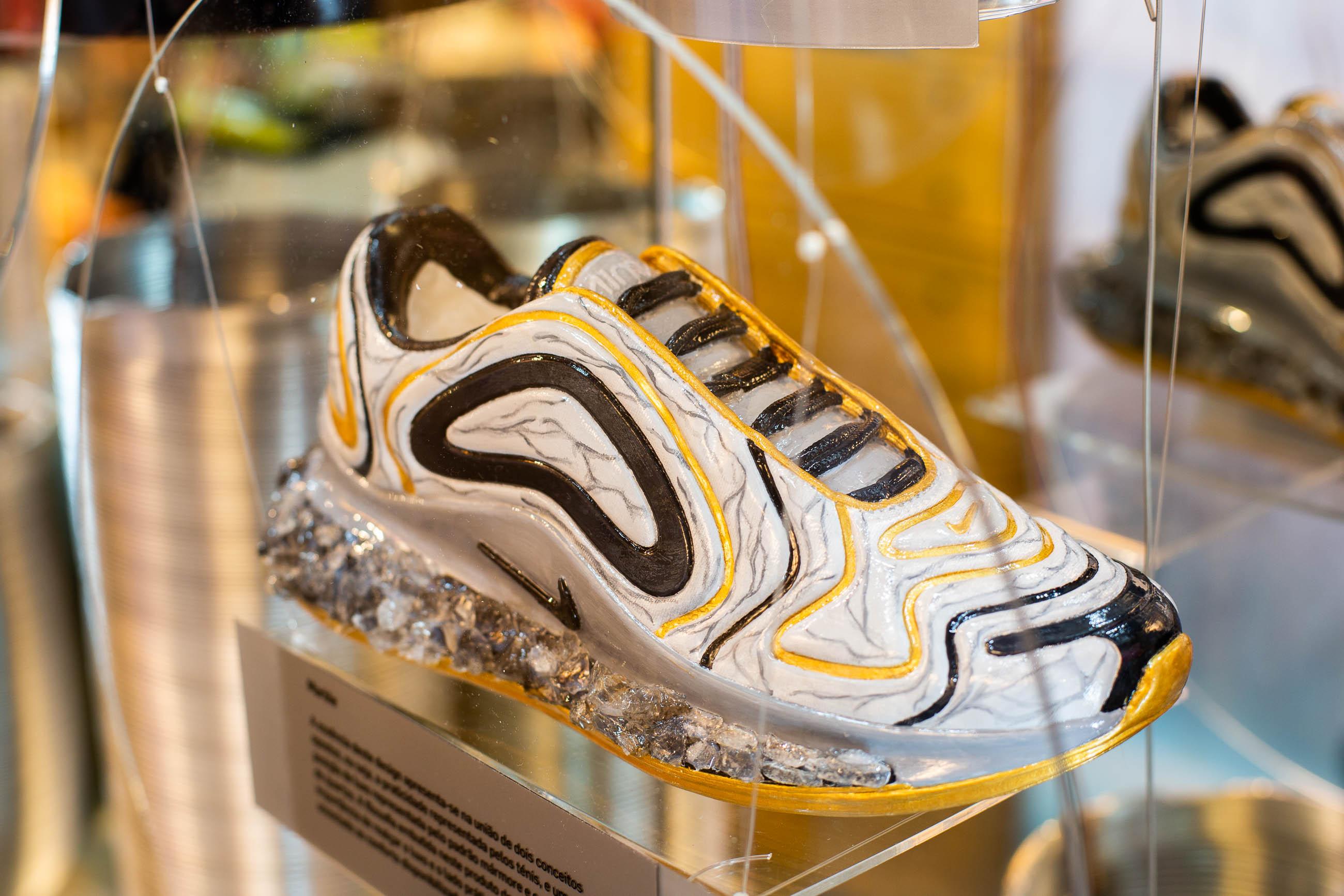 Nike celebra o icónico modelo com artistas portugueses U FIT