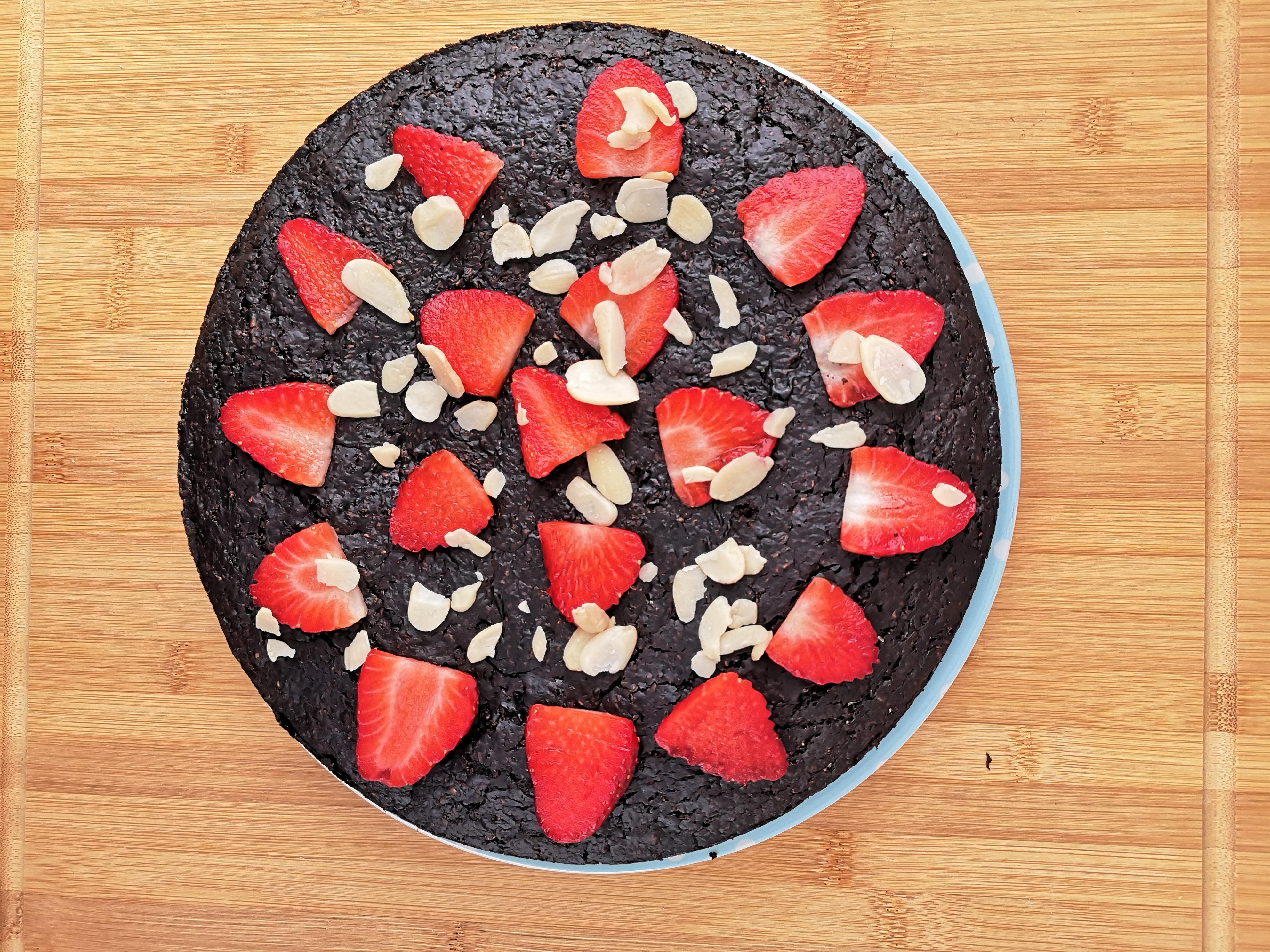 Receita saudável: bolo de chocolate U FIT